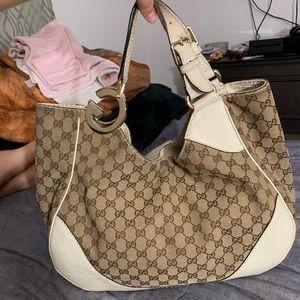 Large Authentic Gucci Shoulder Bag